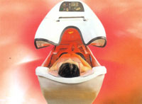 ソーラーストーンスパ(岩盤浴カプセル)02